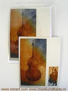 kunstkaart en ansichtkaarten van muziek kopen