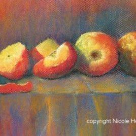 appeltjes stilleven