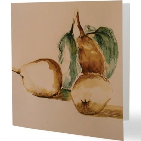 kunstkaart stilleven