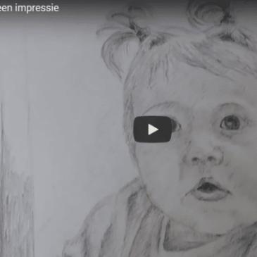 Portret van een kind, Noa