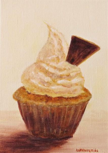 lekker gebakken taartje