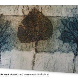 kunstkaart herfst