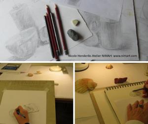 workshop tekenen en schilderen