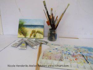 acryl schilderijen