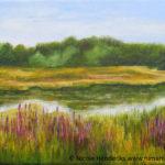 acryl schilderij wildelanden
